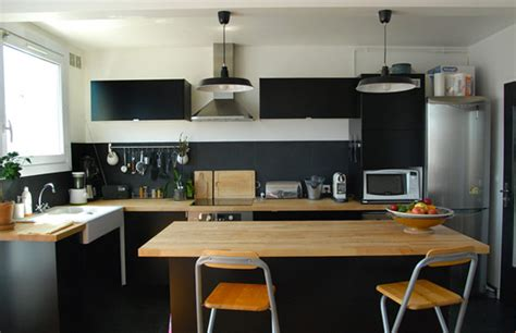 idee cuisine americaine appartement decoration cuisine d appartement