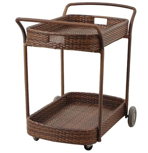 51 best images about wicker serving carts on