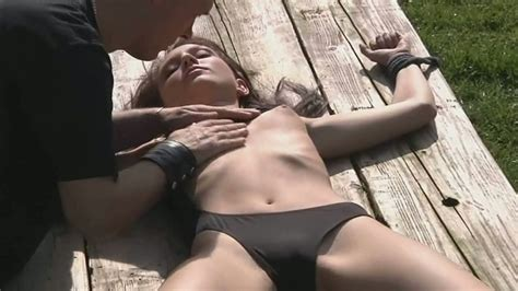 Strict Hubby Gives Hard BDSM Sex Lesson To His Skinny