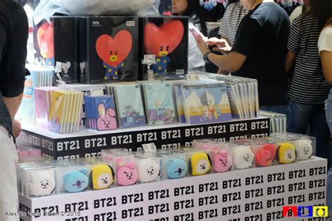 Map of the soul ' has kicked off starting from november 14 across seven countries and regions in online store asia (indonesia, malaysia, philippines, singapore, taiwan, thailand, vietnam). BTS' BT21 is Finally Here in Manila! - Recycle Bin of a Middle Child