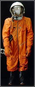 Space Exploration - Gagarin's Pressure Suit