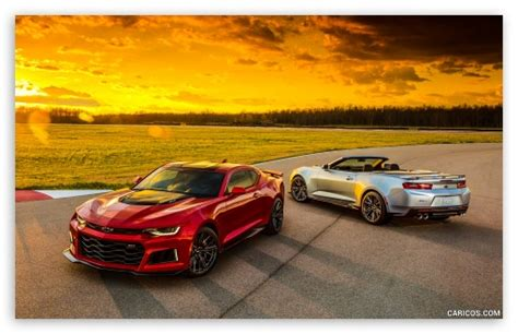 Chevrolet Camaro Zl1 2017 4k Hd Desktop Wallpaper For 4k