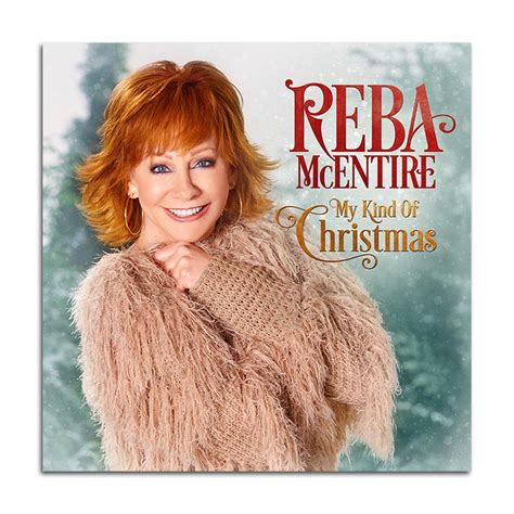 reba mcentire christmas reba mcentire my kind of christmas cd