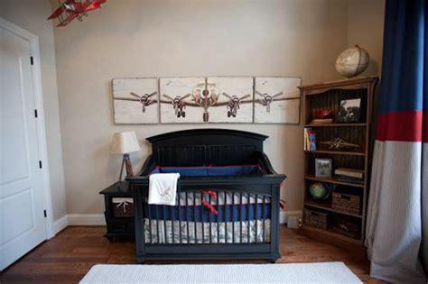 decoracao de quarto de bebe tema aviao quarto bebe