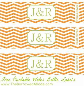 chocolate dipped pretzels edible wedding favors the With free downloadable water bottle labels