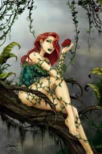 deviantART Poison Ivy Batman