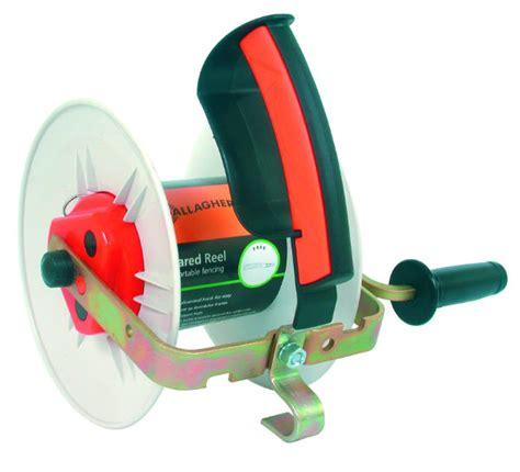 gallagher geared reel