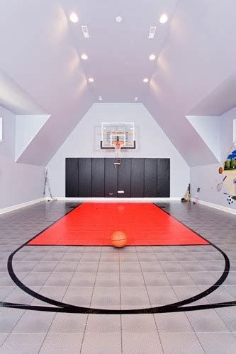 jazz   home stylish basketball courts utah home