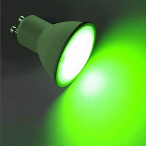 Gu 10 Leuchtmittel : 3watt gu10 led leuchtmittel mit farbwechsel inkl fernbedienung wohnlicht ~ Markanthonyermac.com Haus und Dekorationen