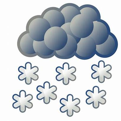 Weather Snow Svg Nuvola Wikipedia Commons Pixels