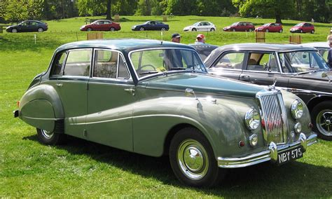 Armstrong Siddeley Sapphire Auto