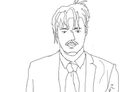 Download the perfect black and white drawing pictures. Juice Wrld Robbery by luxeit0 on DeviantArt