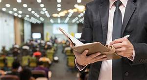 5 skills needed for a career in event management