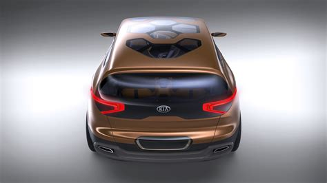 Kia Cross Gt Concept Revealed Autoevolution