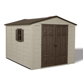 Lifetime Products Gable Storage Shed by Lifetime Products Gable Storage Shed Common 8 Ft X 12 5