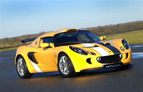 latest track car  lotus offers straight