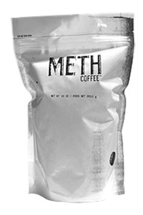 caffeine  meth coffee