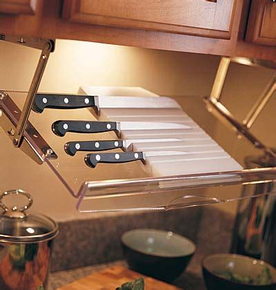 kitchen knives storage best 25 knife storage ideas on cabinet 2109