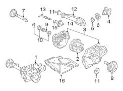 S10 4wd Suspension Diagram by 2000 Chevrolet Blazer Cable Housing Shift Housing 4wd