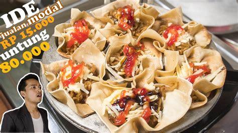 178.446 resep jajanan sd ala rumahan yang mudah dan enak dari komunitas memasak terbesar dunia! RESEP JAJAJAN UNIK MIE INSTAN PANGSIT CUP COCOK UNTUK ...