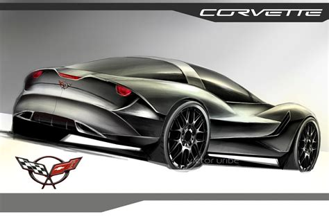 c7 chevrolet corvette renders amcarguidecom american