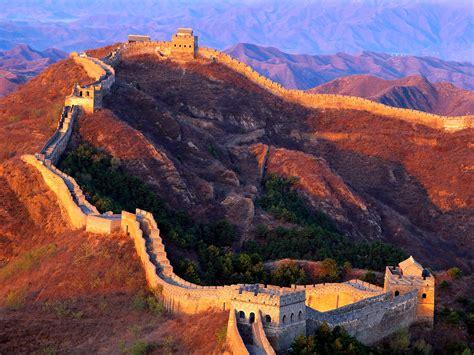 Black Wallpaper Great Wall Of China