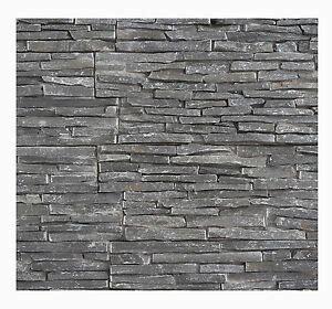 Fliesen Legen Schiefe Wände by 1 Qm W 008 Schiefer Grau Wand Verblender Natursteinwand