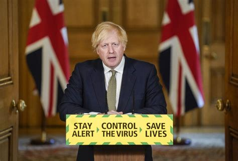 UK leader Johnson stands by aide over 250-mile lockdown ...