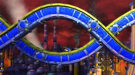 sonic generations chemical plant zone officially revealed