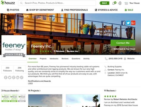 feeney features blog feeney wins   houzz