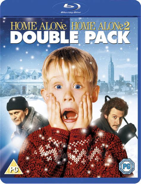 Home Alone 1 & 2 Bluray Zavvicom