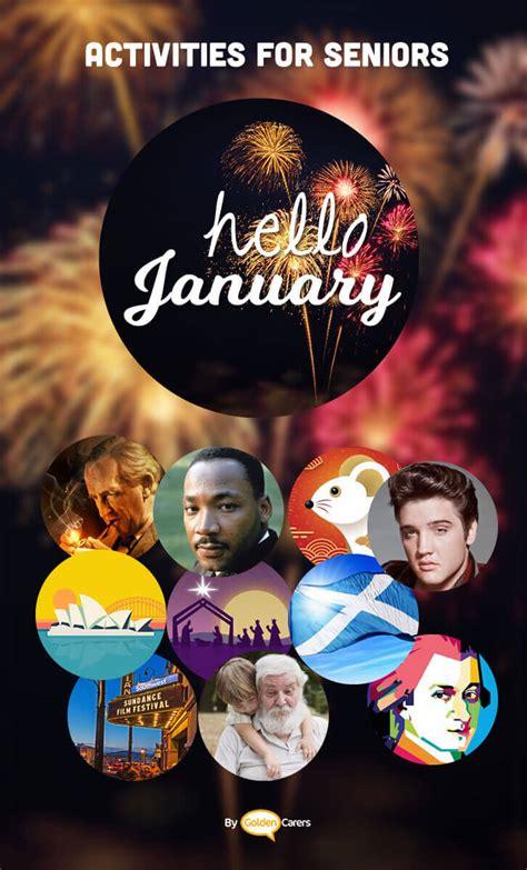 january  ideas activities calendar