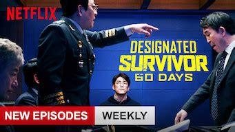 designated survivor  days flixfilm