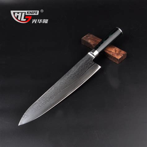 quality knives for kitchen high quality japanese vg 10 damascus knives micarta handle