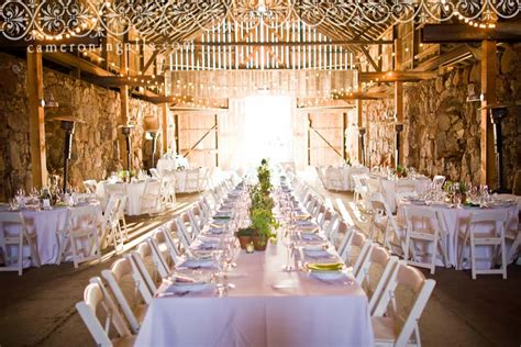 barn wedding venues  california