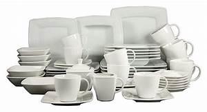Service De Vaisselle : service de table 50 pieces ~ Voncanada.com Idées de Décoration