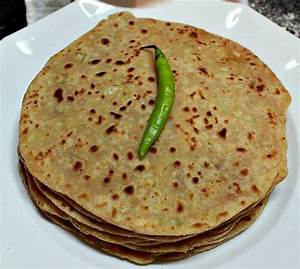 Indian Breads and Parathas - Different Types of Indian ...