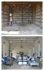141 best pole barn home images on pinterest metal for Pole barn garage interior ideas
