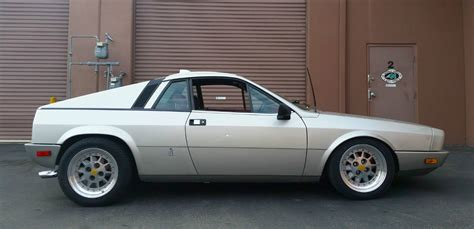 1976 Lancia Scorpion for sale