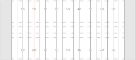 printable   football field diagram party ideas