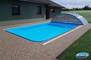 Pool Mit überdachung : skimmer pool 4x8m komplett pool 4x8m pp pool ~ Michelbontemps.com Haus und Dekorationen