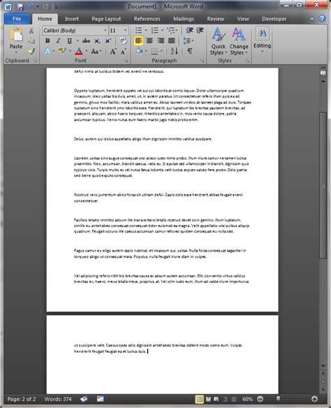 changing print margins in microsoft word 2010 dbs