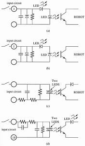 Input Circuits For Industrial Robot Signals