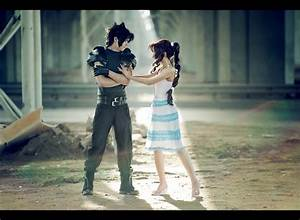 Oh You Zack And Aerith By Narga Lifestream On DeviantArt