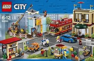 LEGO 60200 Hauptstadt - City (2018) | Capital - brickmerge