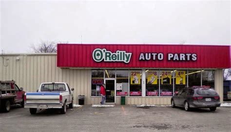 O'reilly Auto Parts In Cabool, Mo 65689