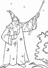Wizard Coloring Pages Colouring Merlin Printable Witch Sheets Drawing Kid Activity Magician Kidspot Christmas Adult Witches Getcoloringpages Getdrawings Pix sketch template