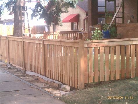 Foot Front Yard Fence