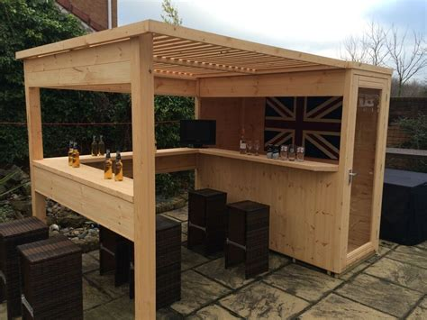 ebay garden shed the sports bar garden bar garden shed with removable