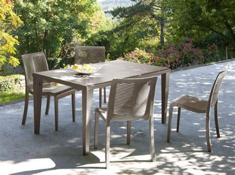 chaises de jardin plastique pas cher table et chaise de jardin en plastique pas cher de cing et jardin